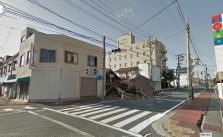 Google StreetView Namie Fukushima screenshot