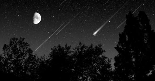 падащи звезди