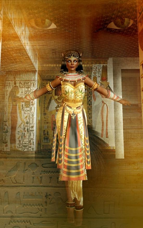 Богинята Бастет