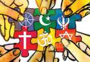 Religious tolerance illustration