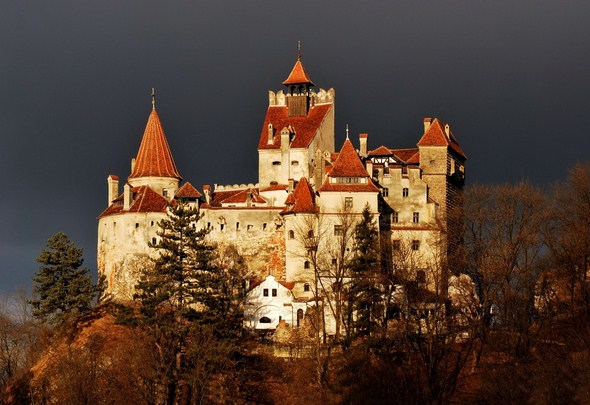 замък дракула