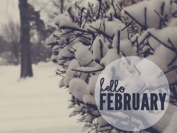 февруари