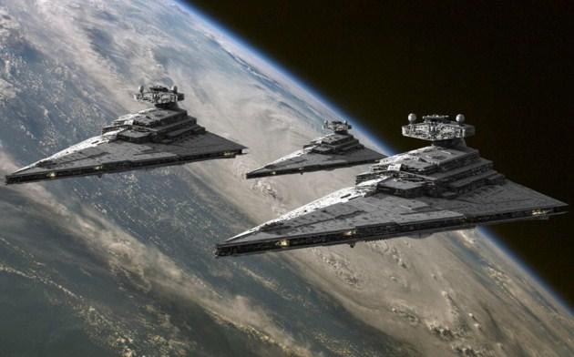 космически флот
