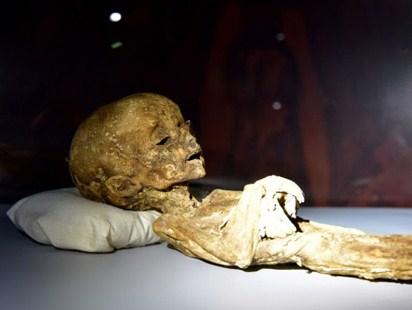 Якутская мумия смотреть онлайн видео от ЧасИстины