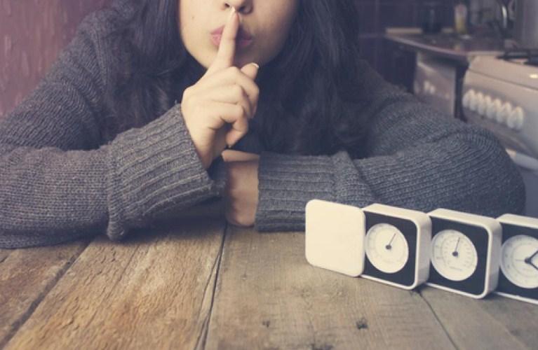 мълчание