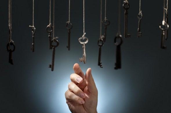 ключ интуиция