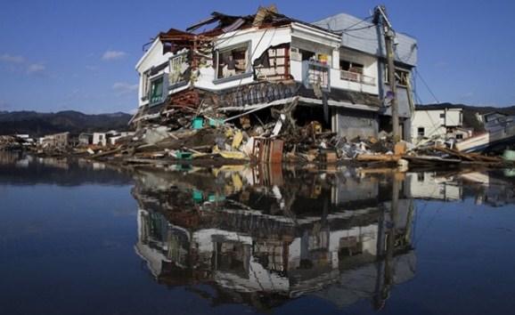 Япония след цунамито от 2011 г.