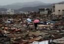 Разрухата в Япония след земетресението с магнитуд 8,9 по Рихтер от 2011 г.