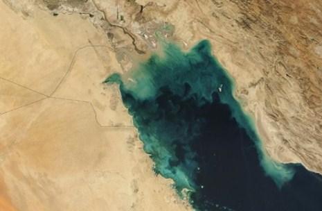 Според проф. Заринс библейският рай е под водата на Персийския залив.