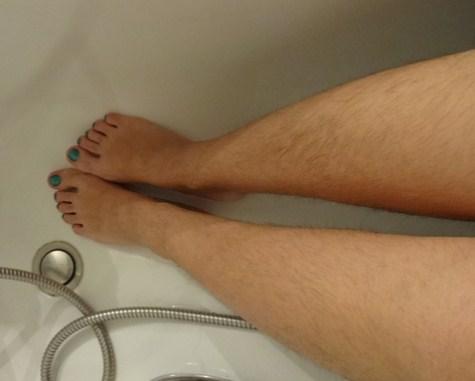 космати крака
