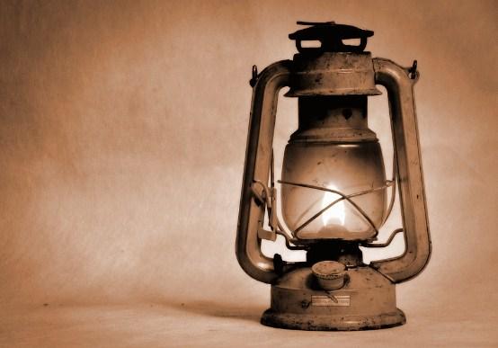 газена лампа