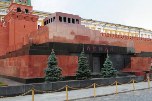 мавзолей ленин