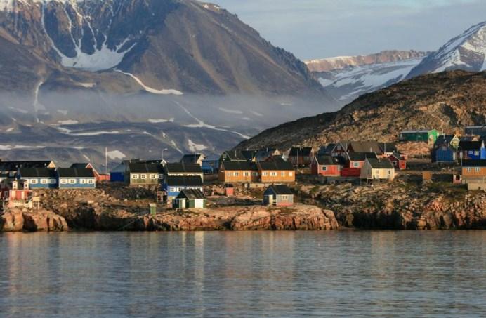 Гренландия 1