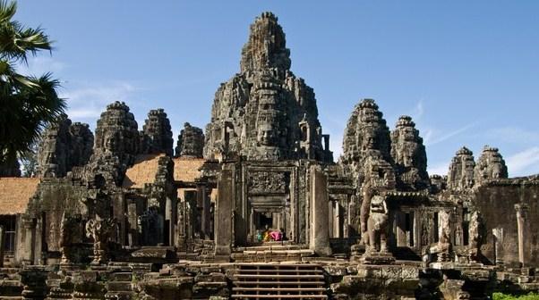 Ангкор Ват 1