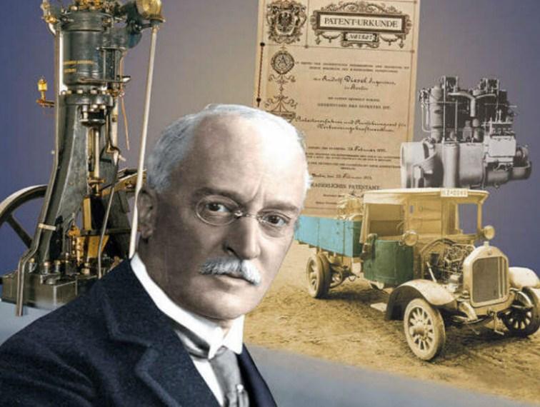 Загадъчната смърт на Рудолф Дизел — човекът създал дизеловия двигател |  Световни Загадки